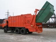 В краевой центр закуплены два новых мусоровоза