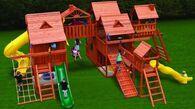 50 детских площадок  - к будущему лету