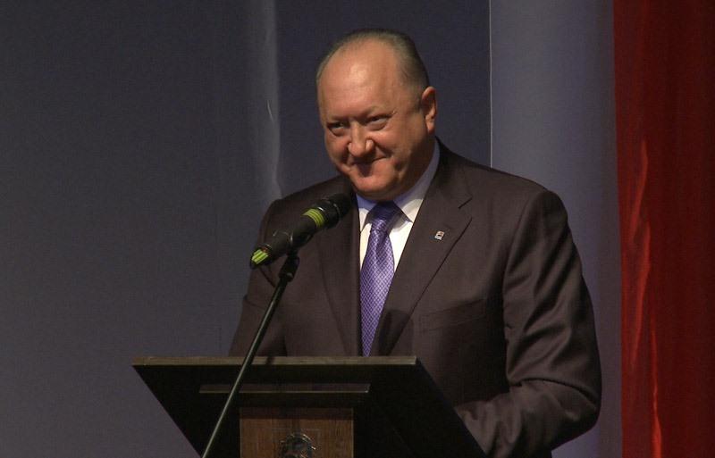 Поздравление президента камчатка