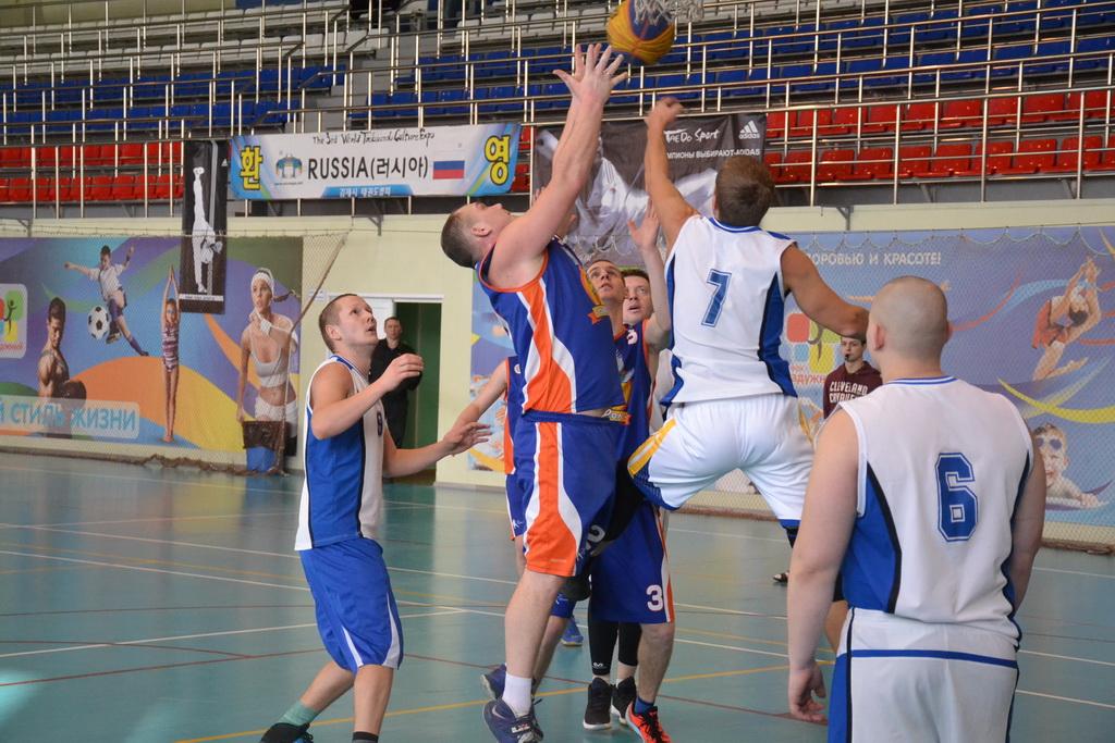 На Камчатке подвели итоги краевого чемпионата по баскетболу среди мужчин