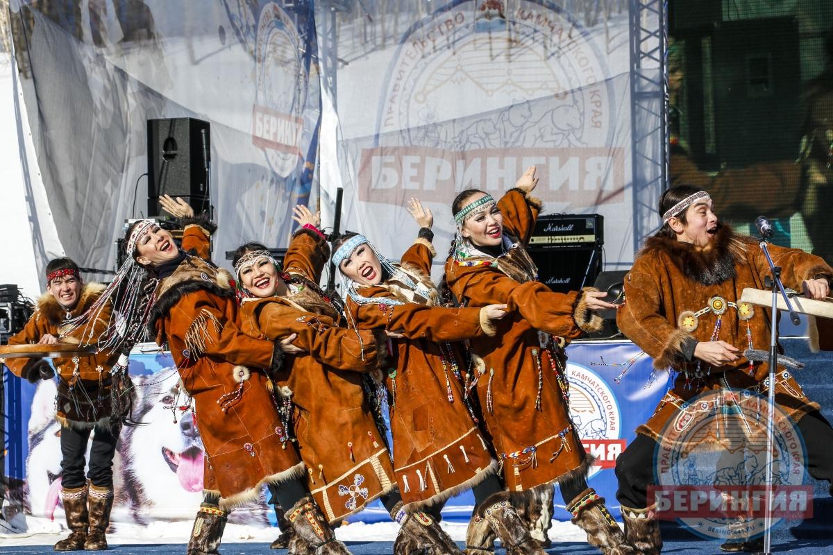Ансамбль «Мэнго» выступит на открытии «Берингии-2018»